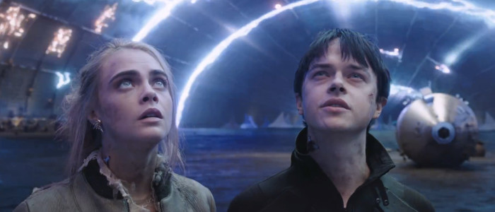 Valerian and the City of a Thousand Planets Featurette