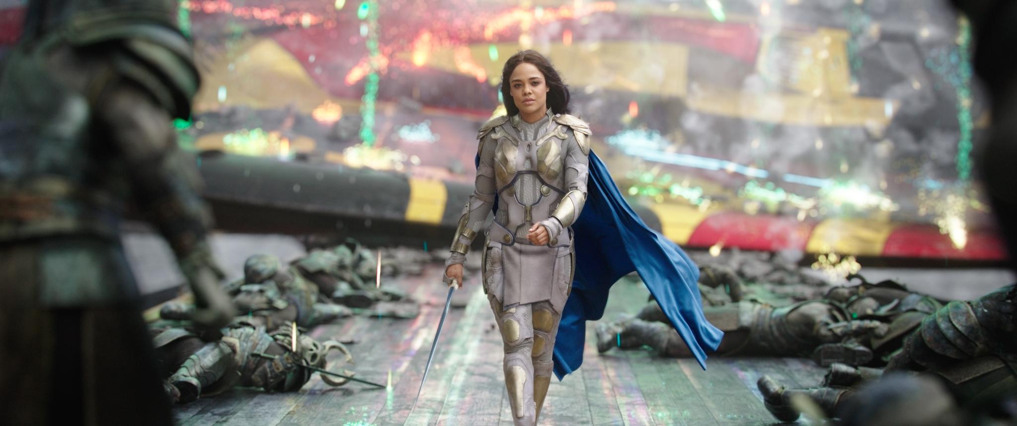 Marvel's Phase 4 Will Actively Embrace Diversity, Tessa Thompson Says
