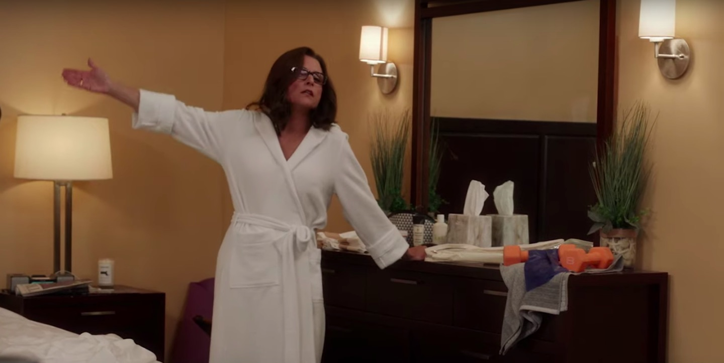 Julia Louis Dreyfus Ever Been Nude veep season 7 teaser shows off final season premiere date