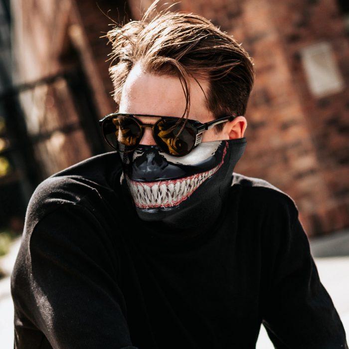 Venom Bandana Mask