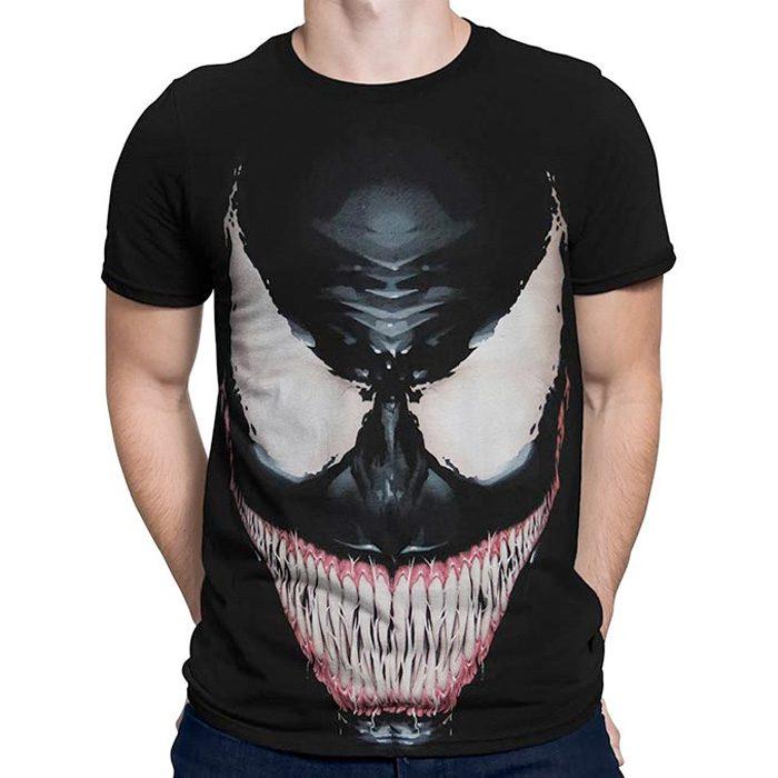Venom Face Shirt