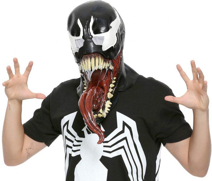 Venom Halloween Mask