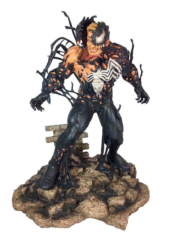 Venom Marvel Gallery PVC Diorama