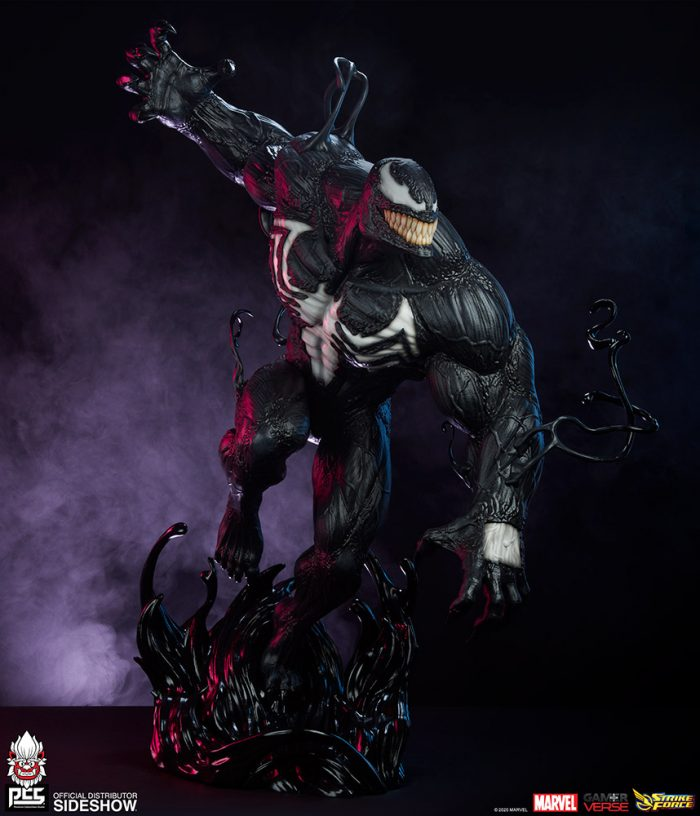 Marvel Strike Force - Venom Statue