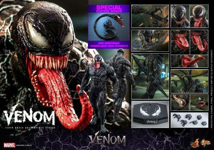 Venom Hot Toys Figure