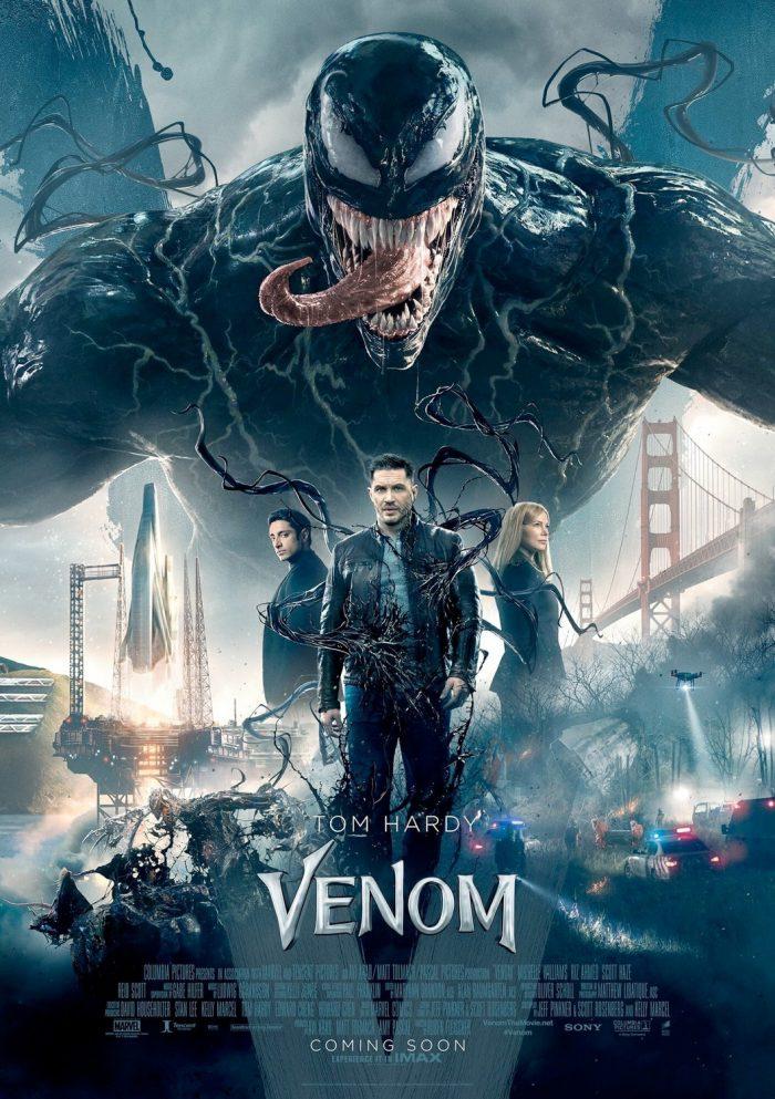 Venom Final Poster