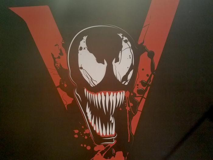 Venom Promo Logo