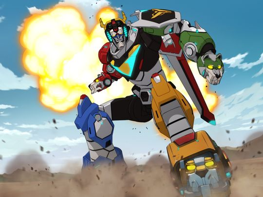 voltron first look