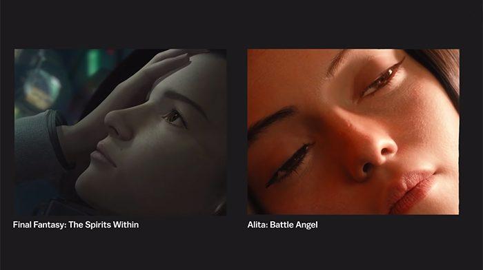 Making CGI Skin in Movies