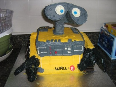 walle cake