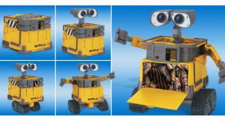 Transforming WALL∙E