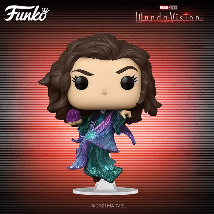 WandaVision Funko POPs - Agatha Harkness