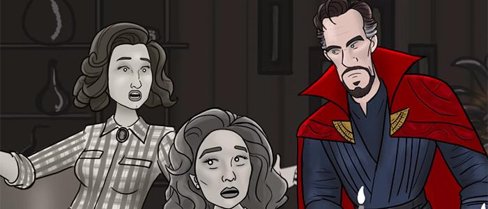 VOTD: How Marvel's 'WandaVision' Should Have Ended