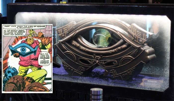warlock's eye in mission breakout