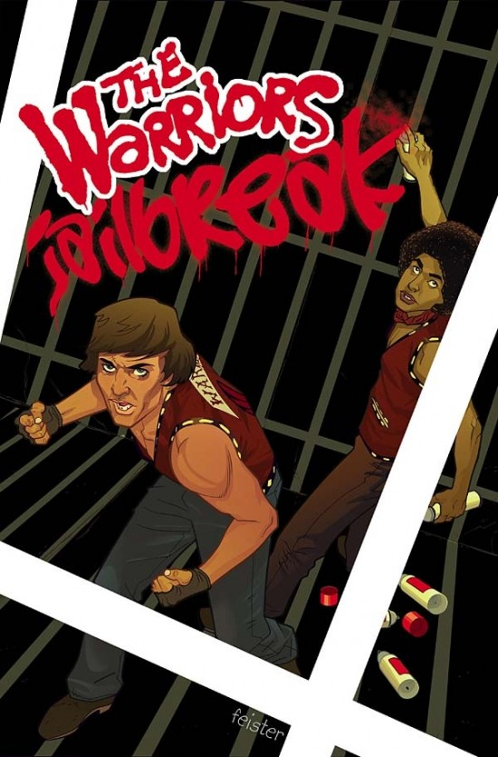 the warriors jail break