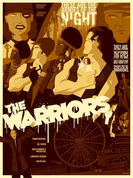 the warriors tom whalen