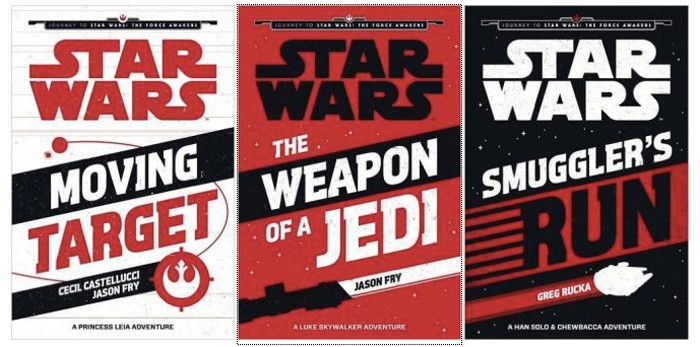 Star Wars - Book Covers