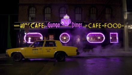 Watchmen New York City set