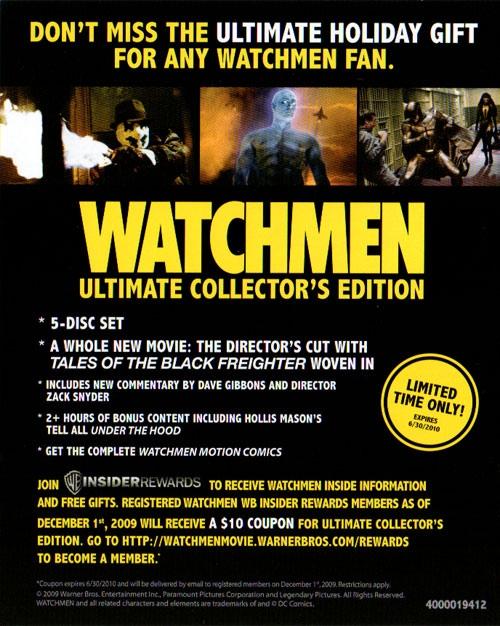 watchmen ultimate