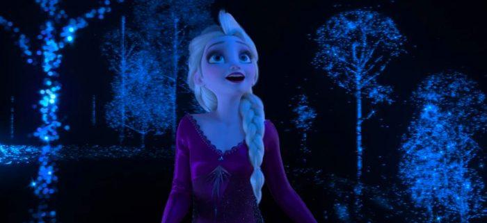 weekend box office frozen II