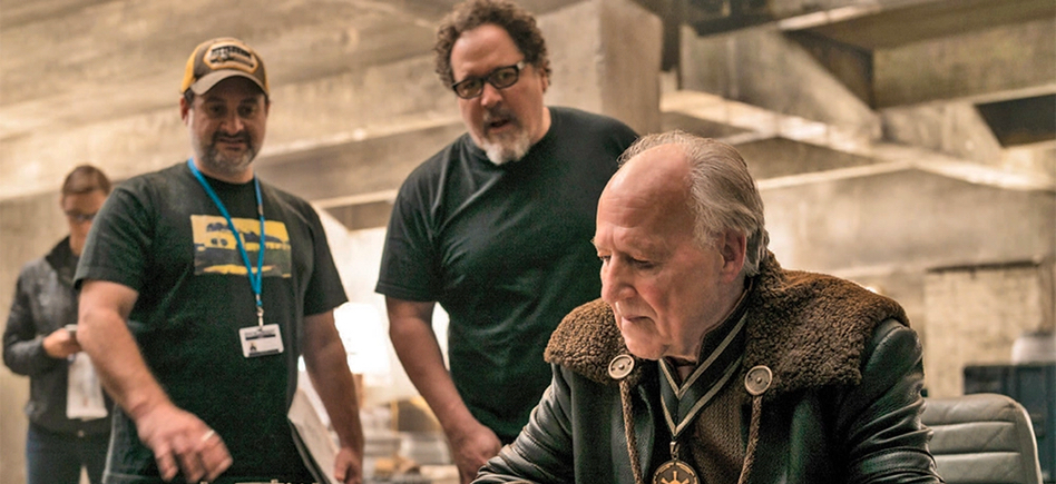 "'The Mandalorian' is ""Cinema"", According to Agent of Chaos Werner Herzog – /Film"