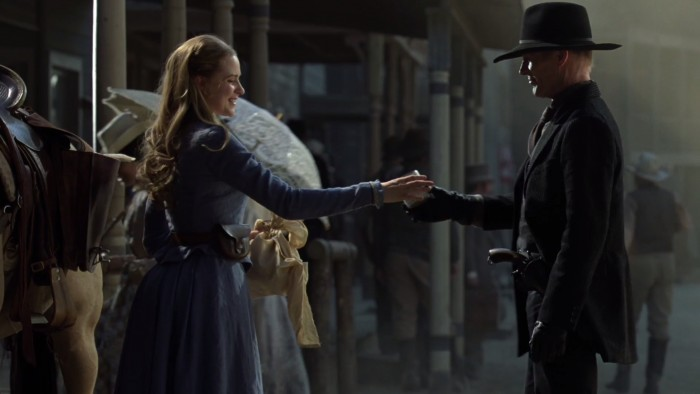 westworld delores and the man in black