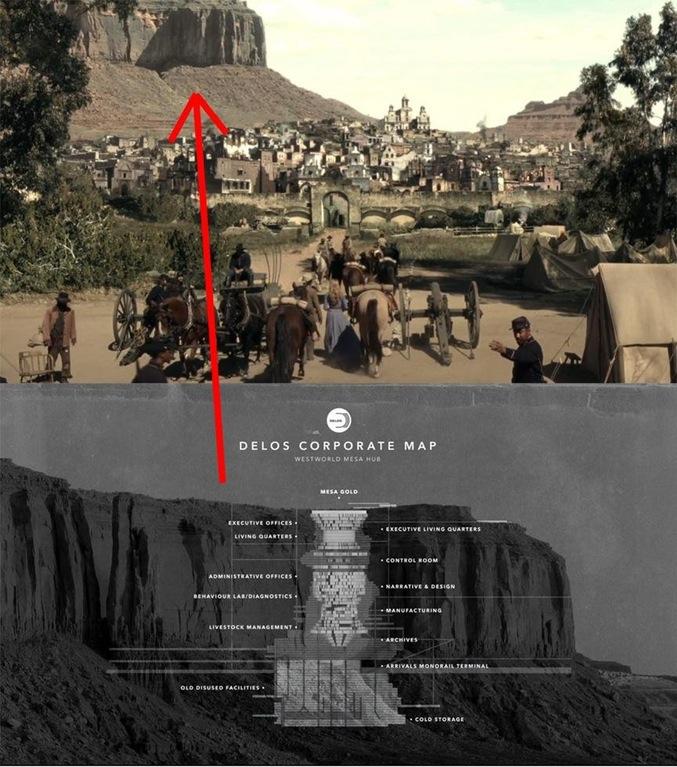 Westworld Delos