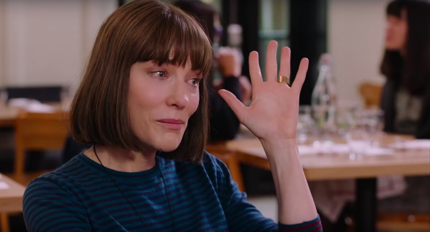 Whered You Go Bernadette Movie