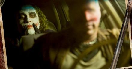 WhySoSerious.com Joker Photo