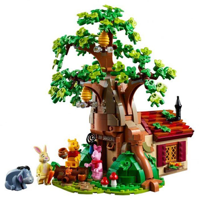 Winnie the Pooh LEGO Set