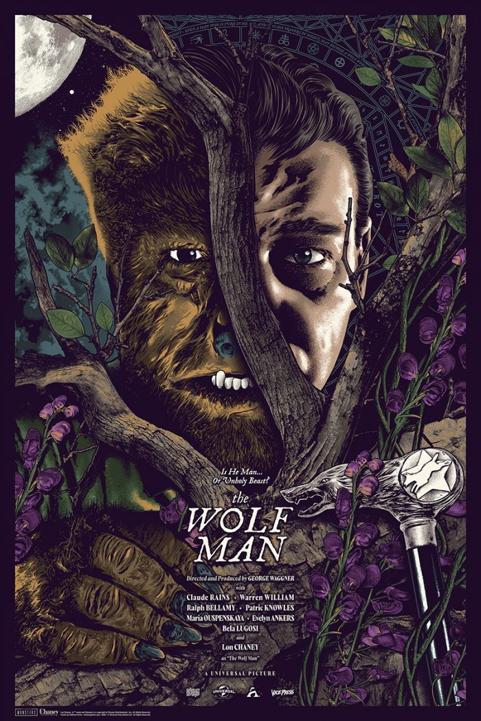 Anthony Petrie - The Wolf Man