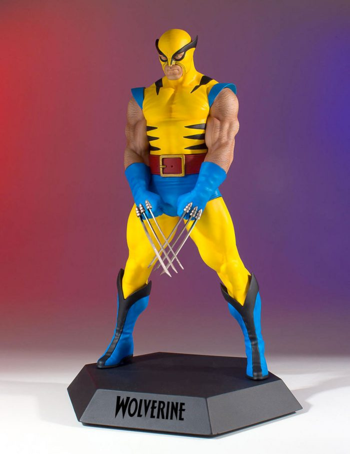 Wolverine 74 Collector's Gallery Statue