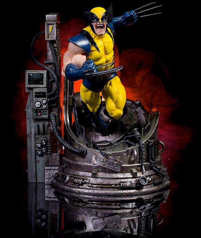 Wolverine - Iron Studios Statue