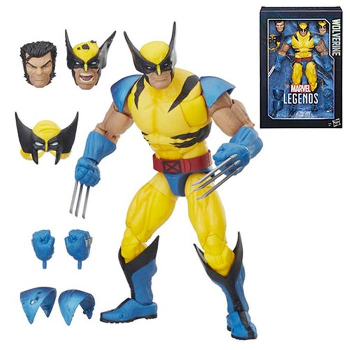 Wolverine - Marvel Legends - 12-inch