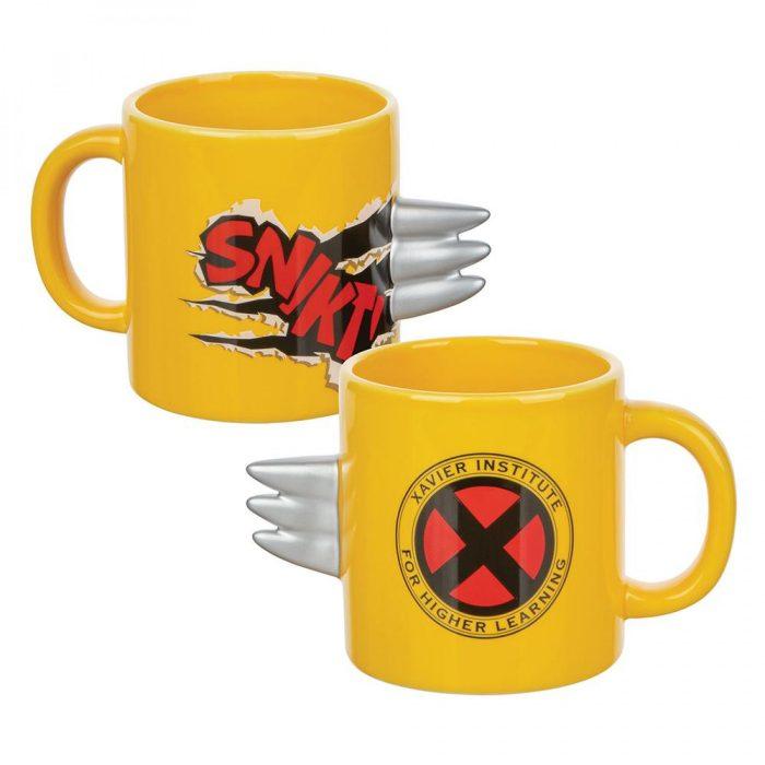 X-Men Wolverine Claws Mug