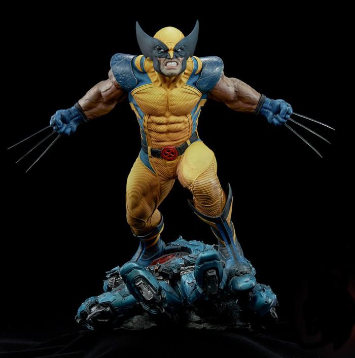 Wolverine Premium Format Figure - Sideshow