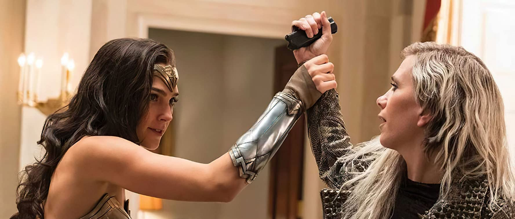 Wonder Woman 1984 Cheetah Introduction Meant for First Film – /Film