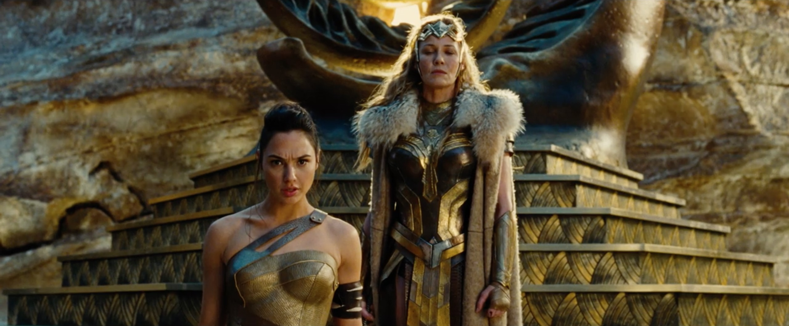 'Wonder Woman' Spin-Off Focusing on Amazons of Theyscira May Be in Development
