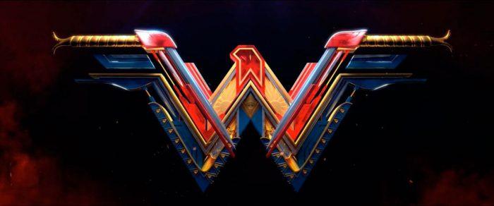 Alternate Wonder Woman Logo
