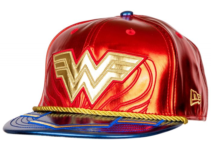Wonder Woman Armor Hat