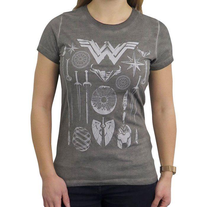 Wonder Woman Armory T-Shirt