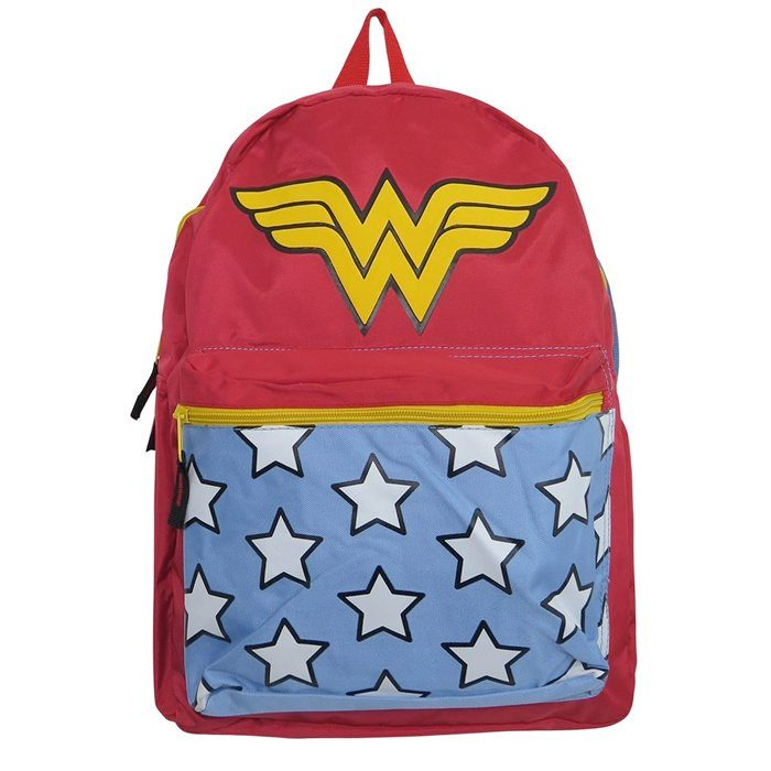 Wonder Woman Backpack