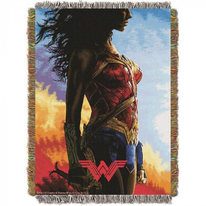 Wonder Woman Tapestry