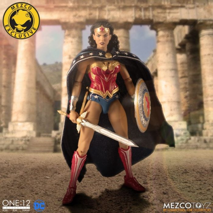Wonder Woman Classic - One:12 Collective Figure
