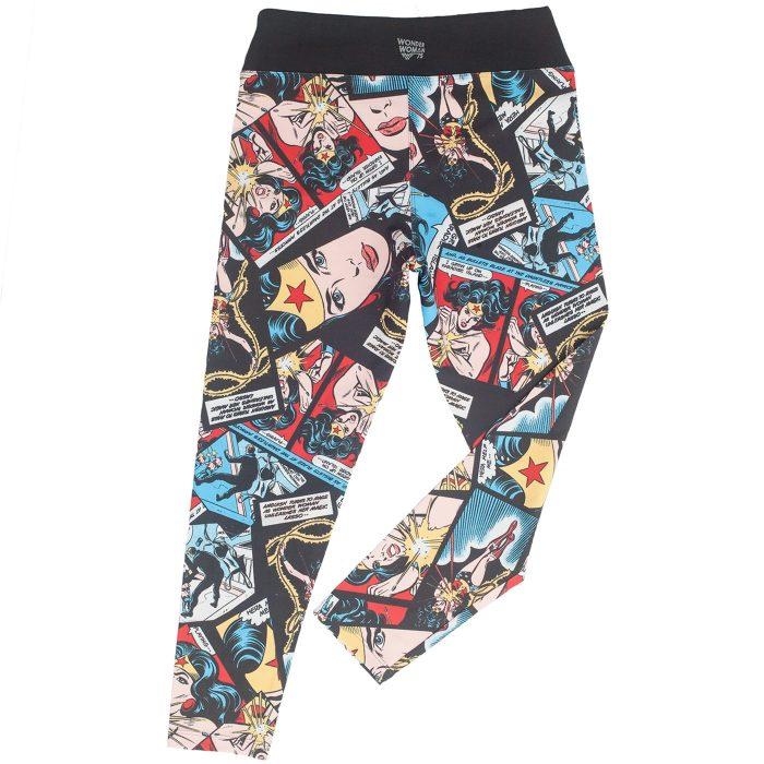 Wonder Woman Yoga Leggings