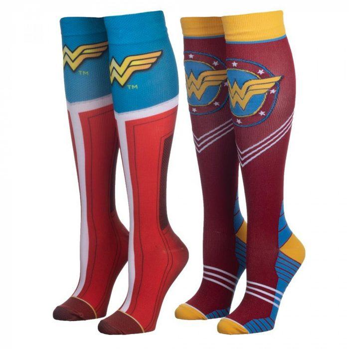 Wonder Woman Compression Socks