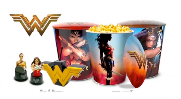Wonder Woman Concessions Items