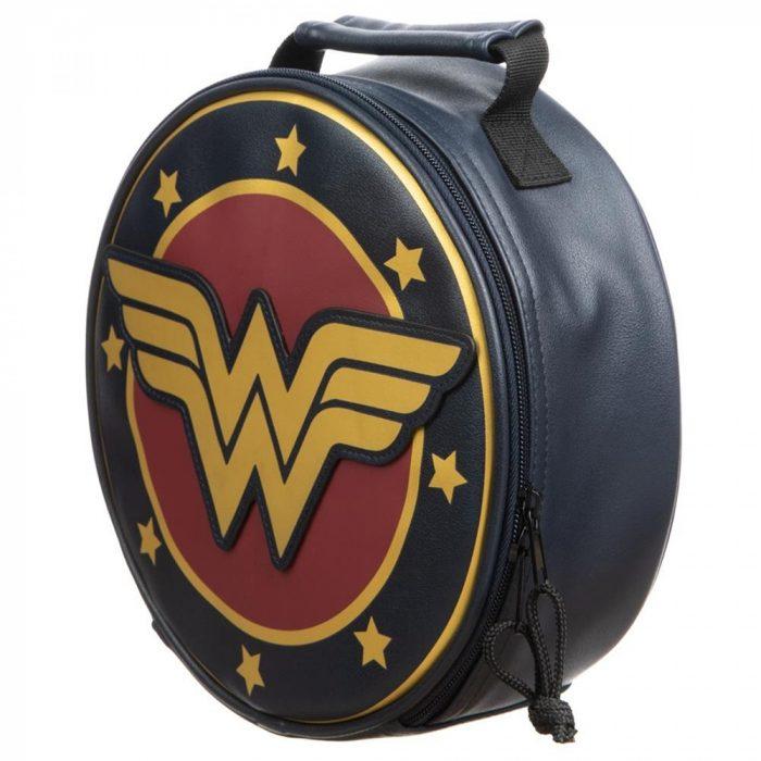 Wonder Woman Crest Lunchbox