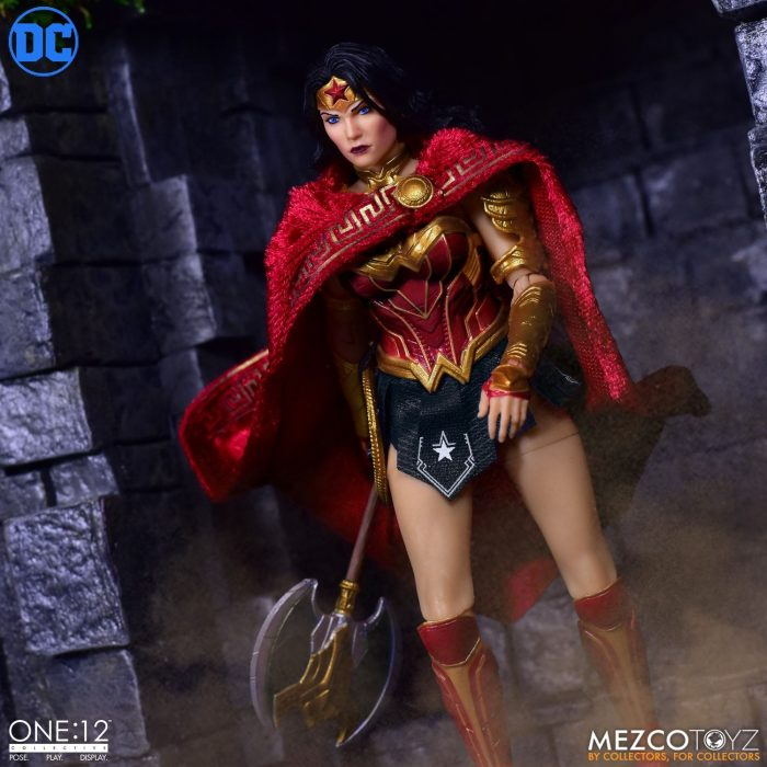 Wonder Woman One:12 Collective Figure
