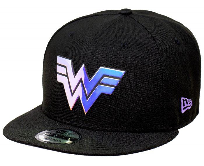 Wonder Woman Denim Hat